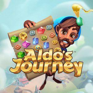 aldos-journey-slot-review-logo-