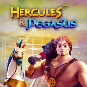 Hercules and pegasus slot pragmatic play logo 2