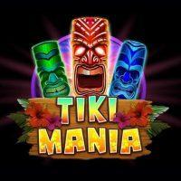 Tiki Mania slot review microgaming logo