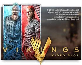 vikings-high variance slot netent