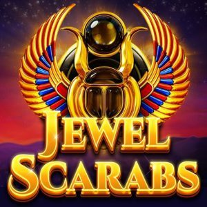 jewel-scarabs-495x495-slot-review-red-tiger-logo