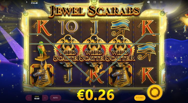 jewel-scarabs-new slot 2020
