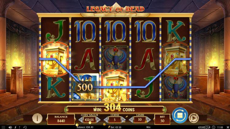 legacy-of-dead-slot-review-play-n-go-bonus-trigger