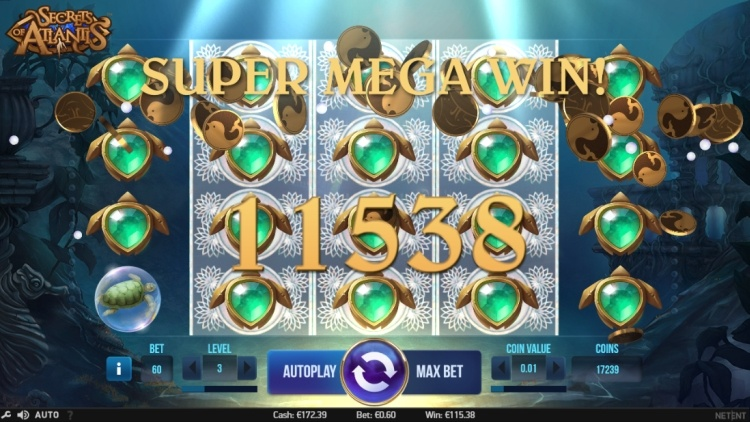 best and worst paying netent slots